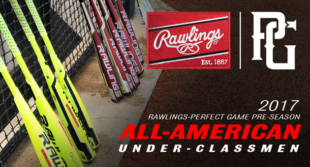 2017 Preseason Underclass All Americans Teams | Perfect Game USA